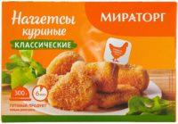 Наггетсы куриные Классические Мираторг, 300 г